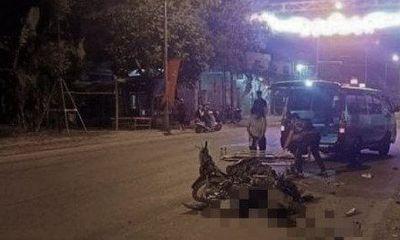 Tin tai nạn giao thông ngày 25/2/2021: Xe máy đấu đầu trong đêm, 2 người chết