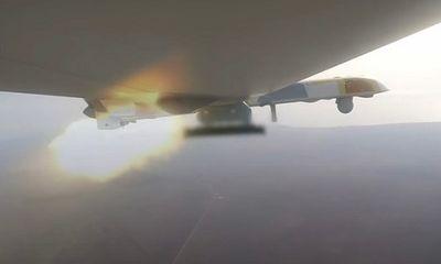 Tình hình chiến sự Syria mới nhất ngày 24/2: Nga lần đầu công bố video UAV không kích khủng bố
