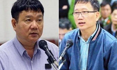 Mở lại phiên tòa vụ Ethanol Phú Thọ, bị cáo Đinh La Thăng và Trịnh Xuân Thanh hầu tòa
