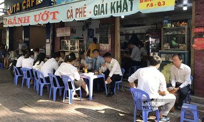 TP.HCM: Từ 1/3, nhà hàng được mở cửa trở lại, quán bar vẫn tiếp tục dừng hoạt