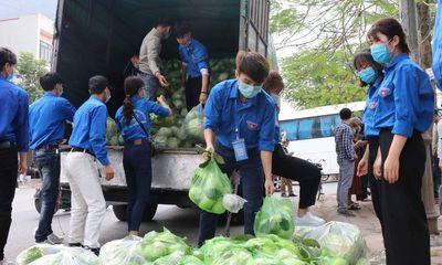 Bắc Ninh tích cực hỗ trợ tiêu thụ nông sản cho Hải Dương