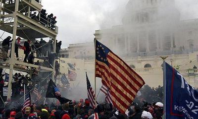Cảnh sát Mỹ cảnh báo nguy cơ đánh bom Đồi Capitol
