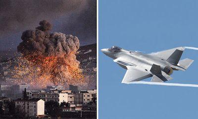 Tổng thống Biden chấp thuận, Mỹ bất ngờ không kích Syria