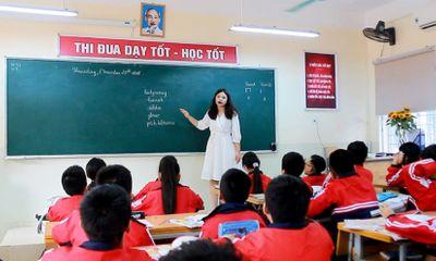 Từ năm 2021, bỏ yêu cầu chứng chỉ ngoại ngữ, tin học đối với giáo viên