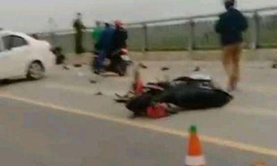 Vụ ô tô tông hàng loạt xe điện trên cầu, 4 người thương vong: Xác định các danh tính nạn nhân