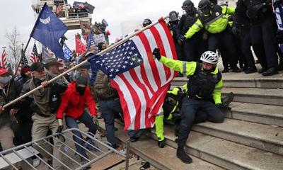 Bộ Tư pháp Mỹ truy tố hơn 300 người trong cuộc bạo động ở trụ sở Quốc hội