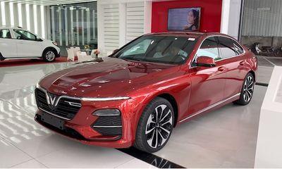 Bảng giá xe VinFast tháng 3/2021: Tiếp tục ưu đãi lệ phí trước bạ, giá thấp nhất là 425 triệu đồng