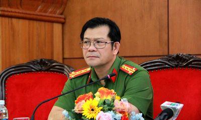 Chân dung tân Giám đốc Công an Đắk Lắk vừa được bổ nhiệm
