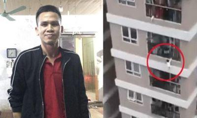 Cứu bé gái rơi từ tầng 12, nam thanh niên được dân mạng ngợi khen