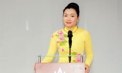 Nữ Phó Giám đốc sở Du lịch 37 tuổi làm quyền Hiệu trưởng Đại học Hoa Sen