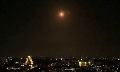 Tin tức quân sự mới nhất ngày 1/3: Phòng không Syria đánh chặn tên lửa Delilah