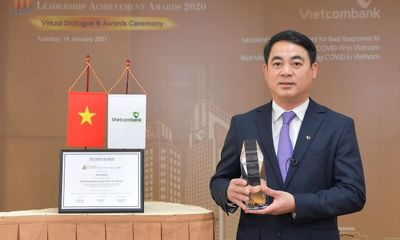 Vietcombank năm 2020 – Khẳng định Thương hiệu, uy tín và vị thế ngân hàng số 1 Việt Nam