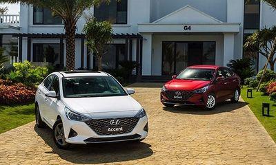 Thế giới Xe - Bảng giá xe ô tô Huyndai tháng 3/2021: Hyundai Accent 2021 Facelift tự tin đối đầu Toyota Vios