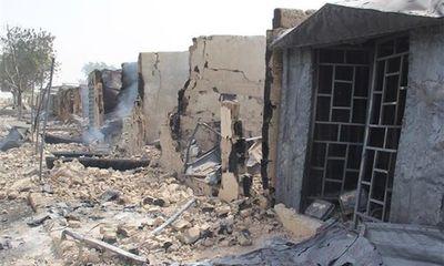 Phần tử thánh chiến bất ngờ tấn công căn cứ Liên hợp quốc tại Nigeria, 25 nhân viên cứu trợ bị mắc kẹt