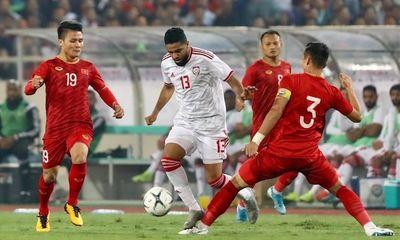 Đội tuyển Việt Nam nhận tin kém vui về vòng loại World Cup 2022