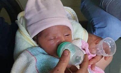 Vụ bé gái sơ sinh bị bỏ rơi ở tiệm tạp hóa: Mẹ gửi con cho chủ tiệm rồi bỏ đi biệt tăm