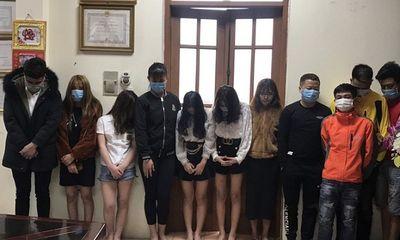 Bắc Ninh: Phát hiện 24 đối tượng sử dụng ma túy trong quán karaoke lúc nửa đêm
