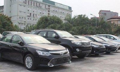 Cựu đại úy công an thuê xe Toyota Fortuner trị giá 700 triệu đồng rồi mang đi cầm cố