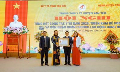 Trung tâm Y tế huyện Văn Yên: Lấy chất lượng dịch vụ khám chữa bệnh là khâu đột phá