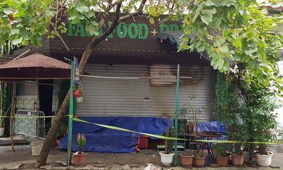 Cháy quán cà phê ở Hà Nội lúc rạng sáng, một phụ nữ tử vong