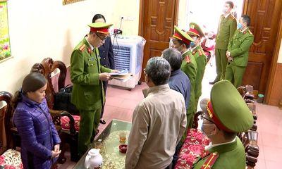 Thanh Hóa: Bắt Nguyên Chủ tịch thị trấn Ngọc Lặc
