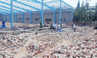 Hoãn phiên xử vụ sập tường kinh hoàng khiến 7 người chết ở Vĩnh Long