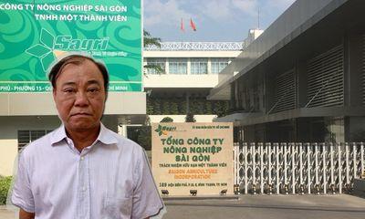 Nguyên Tổng Giám đốc SAGRI Lê Tấn Hùng bị đề nghị truy tố