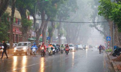 Tin tức dự báo thời tiết hôm nay 8/3: Hà Nội mưa nhỏ, nhiệt độ thấp nhất17 độ C