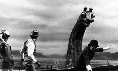 Tìm thấy chiếc tàu chiến nghi bị quái vật hồ Loch Ness tấn công