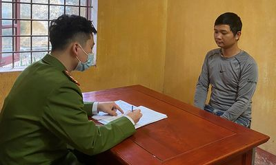 Vụ con trai giết bố đẻ ở Bắc Giang: Nghi phạm uống rượu trước khi gây án