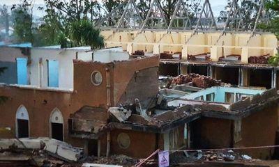 Sập nhà cổ ở Đà Lạt, 2 người chết