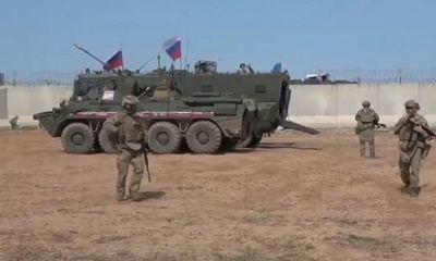 Tin tức quân sự mới nhất ngày 10/3: Xe bọc thép Nga bị đâm một cách bí ẩn ở Syria