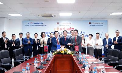 Ngân hàng Agribank tài trợ tín dụng 1.000 tỷ đồng cho dự án Nhà máy Điện gió Kosy Bạc Liêu