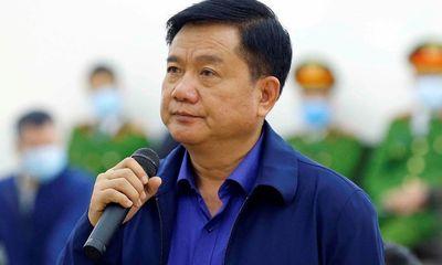 Ông Đinh La Thăng đề nghị xem xét lại cách đánh giá thiệt hại của vụ án