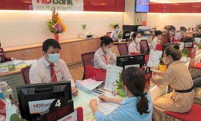 HDBank nhận giải Top 10 ngân hàng có khối lượng giao dịch ngoại hối hàng đầu Việt Nam năm 2020