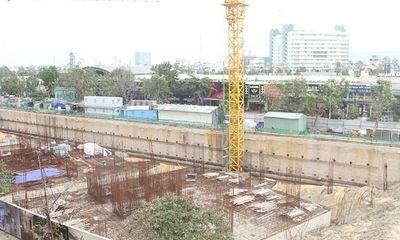 Bất động sản Đô Thành xây dựng dự án I-Tower Quy Nhơn không có giấy phép