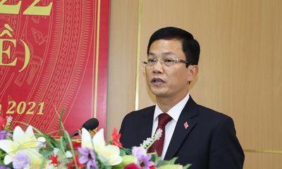 Chân dung tân Chủ tịch UBND TP Hà Tĩnh vừa được bầu