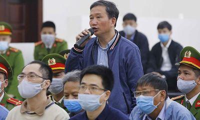 Ông Trịnh Xuân Thanh: