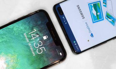 Apple vượt qua Samsung để trở thành nhà sản xuất điện thoại thông minh lớn nhất thế giới