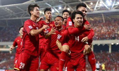 Đội tuyển Việt Nam chính thức đá tập trung vòng loại World Cup 2022 tại UAE