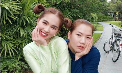 Ngọc Trinh bất ngờ thông báo 'trợ lý trong truyền thuyết' Thuý Kiều xin nghỉ việc