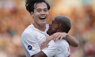 V-League 2021: Văn Toàn ghi bàn, Hoàng Anh Gia Lai thắng trận thứ 2 liên tiếp