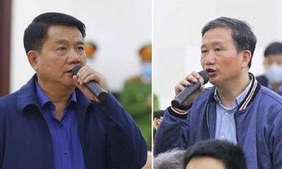 Xét xử vụ Ethanol Phú Thọ: Ngày mai (15/3) tuyên án bị cáo Đinh La Thăng, Trịnh Xuân Thanh cùng đồng phạm