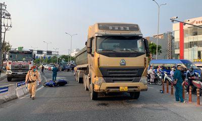 Tin tai nạn giao thông ngày 16/3: Người đàn ông bị xe container cuốn vào gầm tử vong