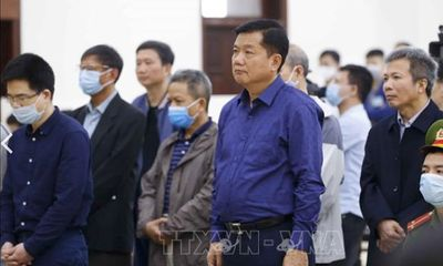 Vụ án Ethanol Phú Thọ: Ông Đinh La Thăng bị tuyên phạt 11 năm tù, Trịnh Xuân Thanh 18 năm tù