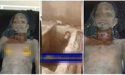 Bé gái 12 tuổi bị sát hại rồi vứt xuống hố, sau 5 ngày được tìm thấy trong tình trạng khó tin