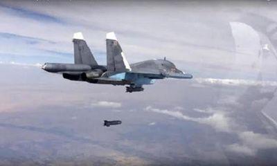 Tình hình chiến sự Syria mới nhất ngày 16/3: Nga dùng bom phản lực không kích phiến quân HTS