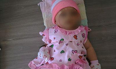 Vụ bé gái khoảng 3 tháng tuổi bị bỏ rơi trước nhà dân: Hình ảnh camera ghi lại gì?