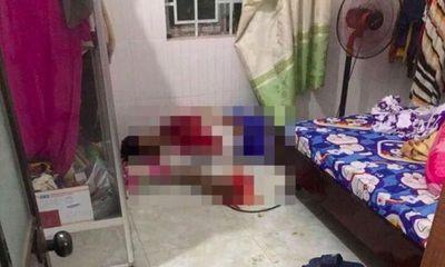 Vụ người phụ nữ bán tạp hóa nghi bị sát hại: Chồng phát hiện vợ nằm bất động trong nhà
