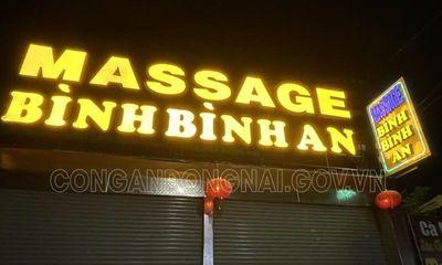 Bắt quả tang 2 nhân viên massage khỏa thân kích dục cho khách: Hé lộ giá vé